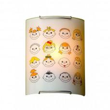 Настенный светильник Citilux Смайлики CL921016