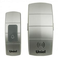 Звонок беспроводной (05465) Uniel UDB-088W-R1T1-32S-100M-SL