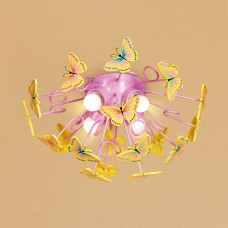 Потолочная люстра Citilux Бабочки CL603142
