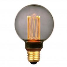 Лампа светодиодная Hiper E27 4W 1800K дымчатая HL-2221