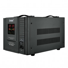 Стабилизатор напряжения (09501) Uniel 5000ВА RS-1/5000LS