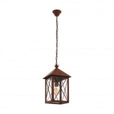 Уличный подвесной светильник Eglo Gaudesi 64753
