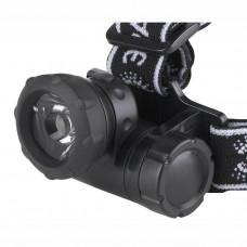 Налобный светодиодный фонарь ЭРА от батареек 60 лм G1W C0033731