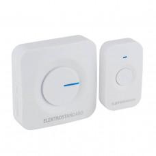 Звонок беспроводной Elektrostandard DBQ23M WL 52M IP44 белый 4690389142628