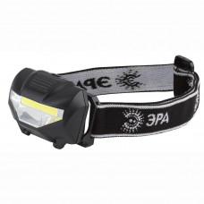 Налобный светодиодный фонарь ЭРА от батареек 67 лм GB-501 Б0027817