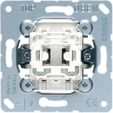 Механизм переключателя 1-клавишного перекрестного Jung 507U