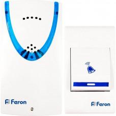 Звонок дверной беспроводной Feron Е222 23678