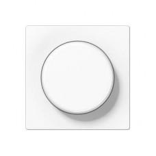 Накладка для поворотного диммера Jung белый A1540WW