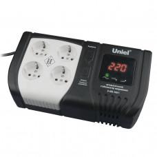 Стабилизатор напряжения Expert (09621) Uniel 500ВА U-ARS-500/1