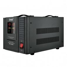 Стабилизатор напряжения (09498) Uniel 1500ВА RS-1/1500LS