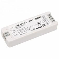 Контроллер-регулятор цвета RGB Arlight SMART-K SMART-K1-RGB (12-24V, 3x3A)