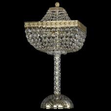Настольная лампа декоративная Bohemia Ivele Crystal 1928 19282L4/H/25IV G