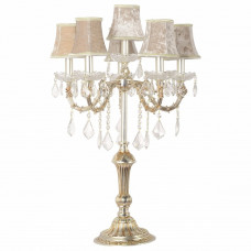Настольная лампа декоративная Dio D'Arte Lucca Lucca E 4.1.5.400 CG