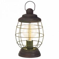 Настольная лампа декоративная Bampton 49288