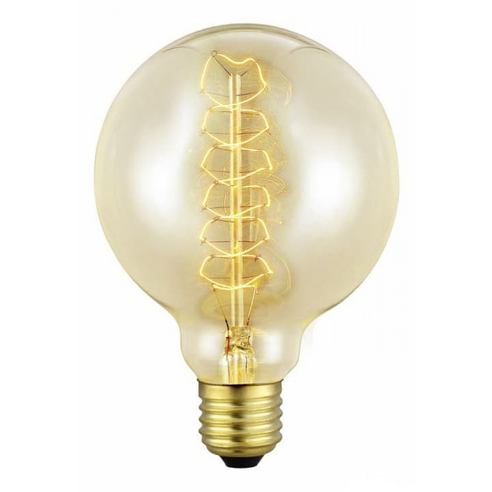 Лампа накаливания Vintage E27 60Вт 2700K 49505