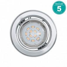 Комплект из 3 встраиваемых светильников Igoa 93237 Eglo