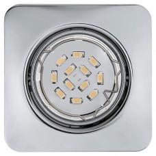 Комплект из 3 встраиваемых светильников Peneto 94267