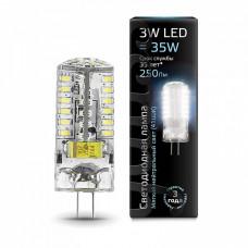 Лампа светодиодная Gauss 2077 G4 3Вт 4100K 207707203