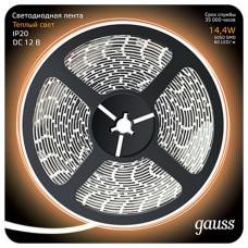 Лента светодиодная Gauss Gauss 312000114