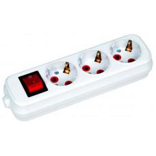 Удлинитель с выключателем Horoz Electric 200-310-302 HRZ00001505