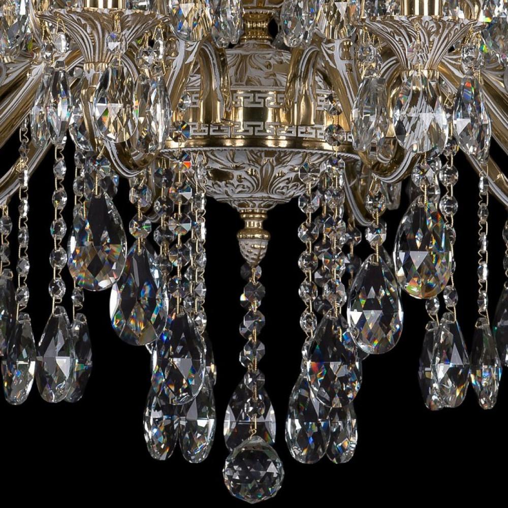 Подвесная люстра Bohemia Ivele Crystal 1703 1703/20/225/B/GW
