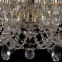 Подвесная люстра Bohemia Ivele Crystal 1703 1703/20/225/C/GW
