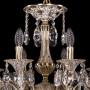 Подвесная люстра Bohemia Ivele Crystal 1703 1703/16/360/A/GW