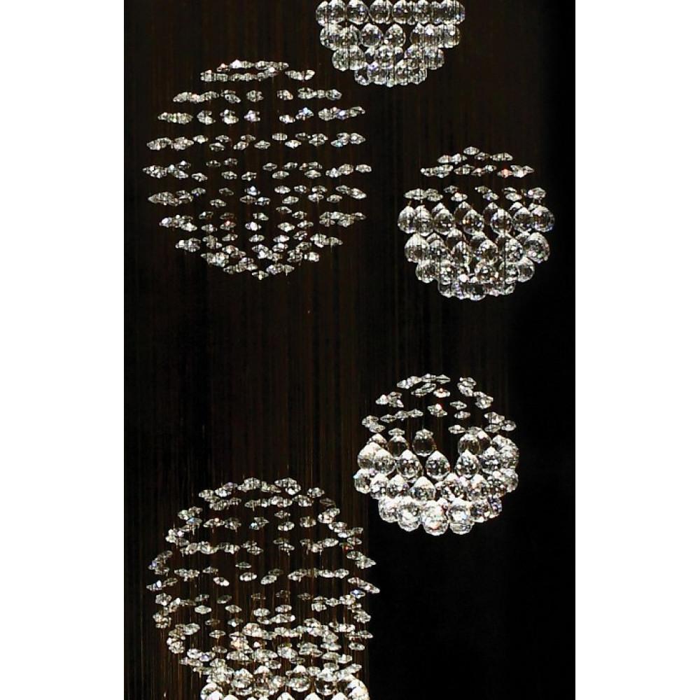 Потолочная люстра Каскад 33 384012409