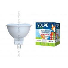 Лампа светодиодная диммируемая LED-JCDR-5W/NW/GU5.3/DIM/O
