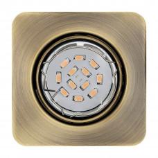 Светильник встраиваемый светодиодный Eglo 94269 PENETO