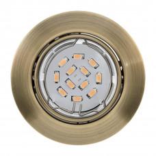 Светильник встраиваемый светодиодный Eglo 94409 PENETO