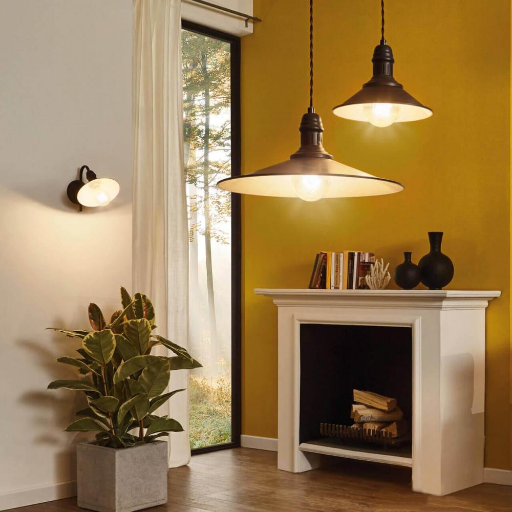 Подвесной светильник Stockbury 49456